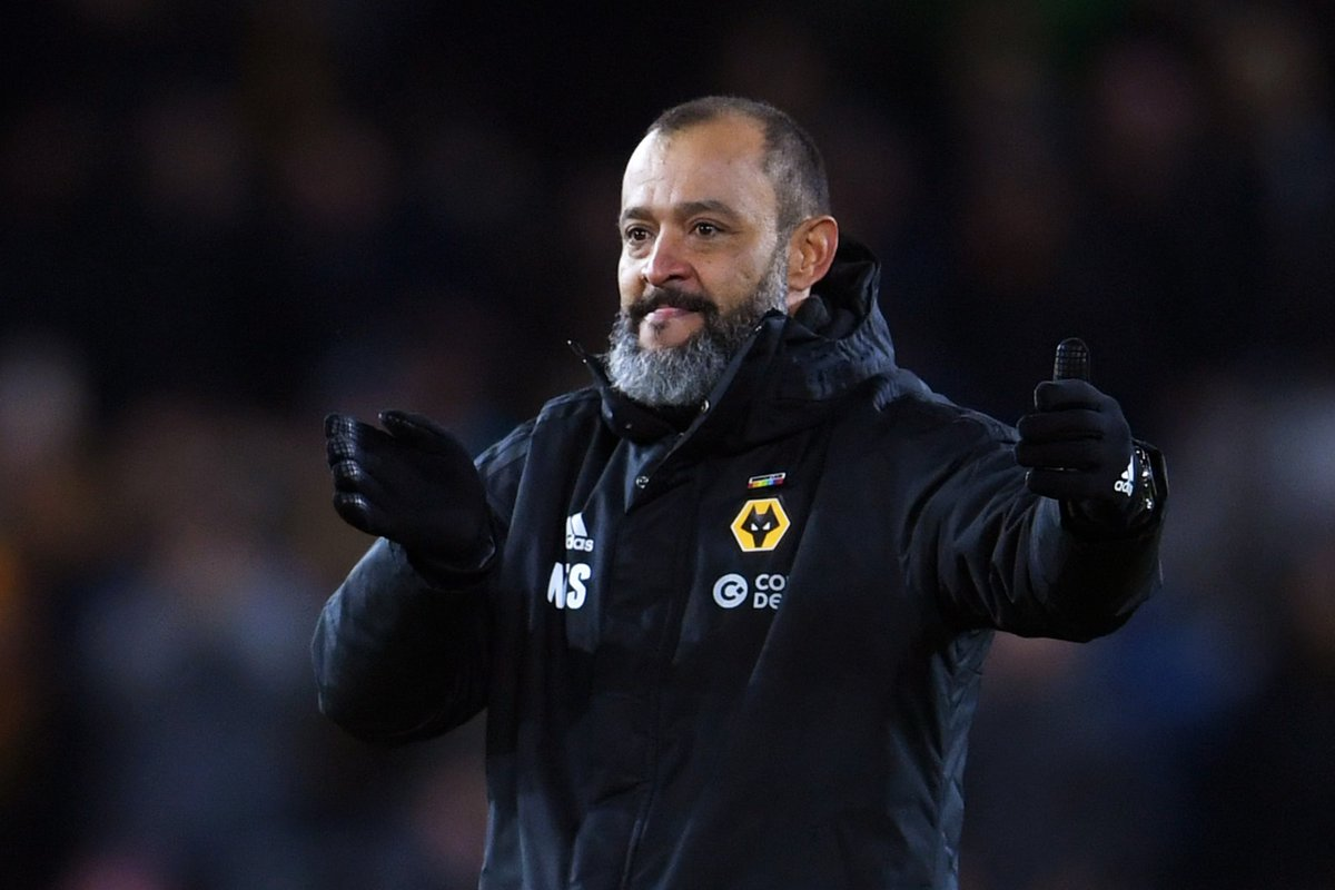 The fact that Nuno Espirito is glad to have gotten a point just shows how Chelsea were dominant. #CHEWOL  #CFC
