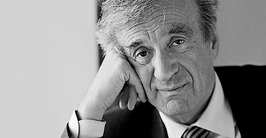 """Indifference, to me, is the epitome of evil."" #ElieWiesel #NeverAgain #WeRemember #HolocaustRemembranceDay"