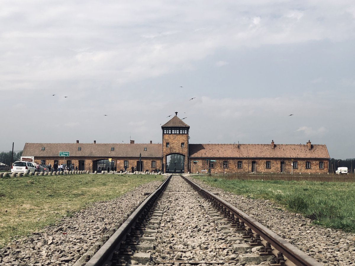 Today, I remember how difficult it was to understand how this could happen .. When I look back at my photos, I am still heartbroken for all who suffered @AuschwitzMuseum #HolocaustRemembranceDay