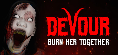 #Devour is now available on #Steam  #StraightBackGames  #gaming #release #horror #onlinecoop
