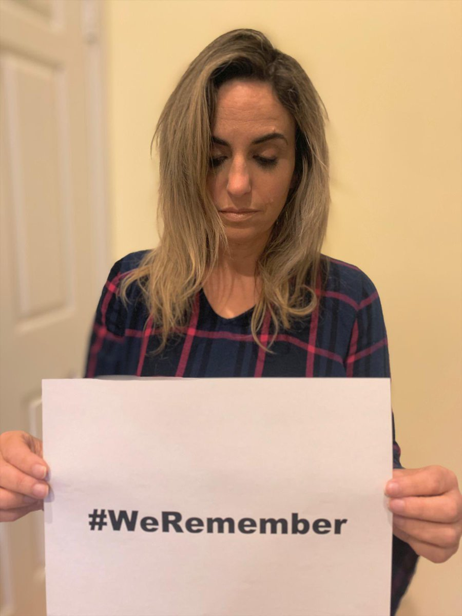 Today is International Holocaust Remembrance Day. On this day, we commemorate all of 6 million Jewish lives that were lost to the Nazi rule.   Take a moment of silence for those lives lost.  #WeRemember #NeverForget #NeverAgain #HolocaustRemembranceDay