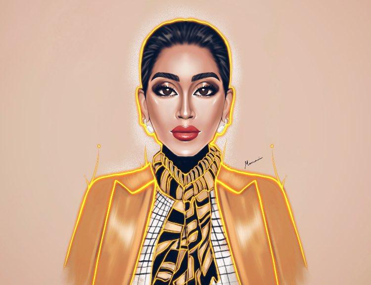 #sonamkapoor #fashionillustration #fashionart .. @sonamakapoor