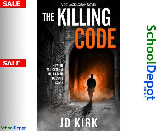 #student https://t.co/RhnIjlTqfm Kirk, J.D. Killing Code 9781912767144 #KillingCode #Killing_Code #student #review https://t.co/1Dm7sOVduG