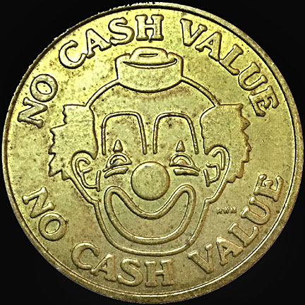 #Tradetokens first appeared in the late #18thcentury when #merchants distributed them to their #customers. Each was good for the price of one admission to the #circus. Learn more.