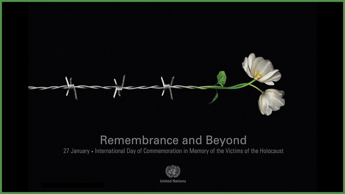 On #HolocaustRemembranceDay, #WeRemember the horrors of the Shoah and the millions of people whose lives were stolen, but whose identity and dignity will never be destroyed.  #NeverAgain does not mean it can never happen again.  It means we must stand against it happening again.