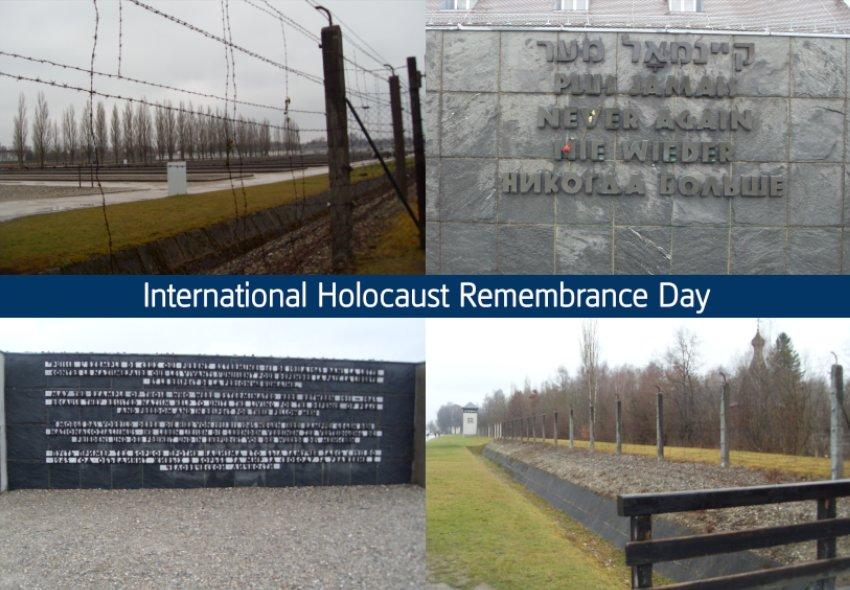 Respect of fundamental rights is the hard core of EUWEB Module.  Never forget! Never again! #HolocaustRemembranceDay #Eu