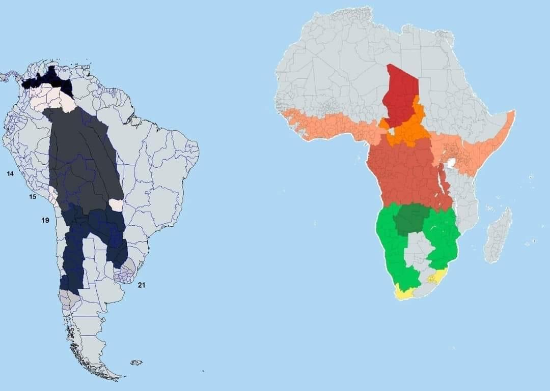 RT @onlmaps: The virgin South America vs the chad Africa. https://t.co/TLphmabhPv https://t.co/at1hUmFKmS