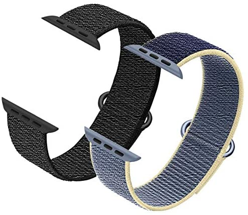 Price: $11.99(as of Jan 27,2021 13:24:35 UTC - Details)  Ycysh Smart Watch Replacement Bands Compatiable for Apple Watch  Soft Nylon Strap:It  https://t.co/UA44QcrD2K https://t.co/eb4yrQJZDy