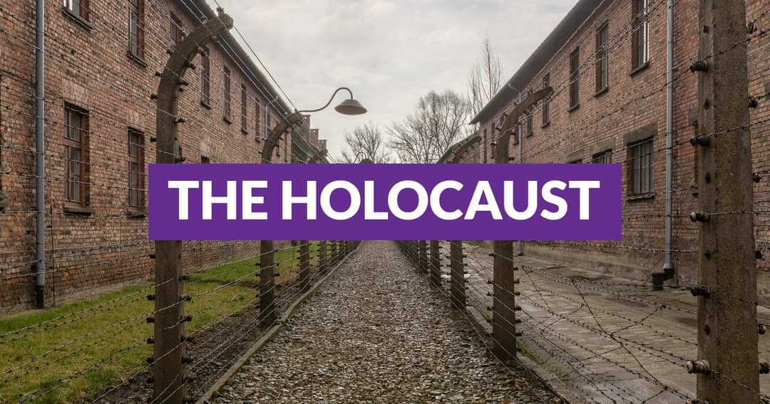 #HolocaustMemorialDay  To my Jewish friends - on this day, more than any other, I stand with you.  #NeverForget #NeverAgain
