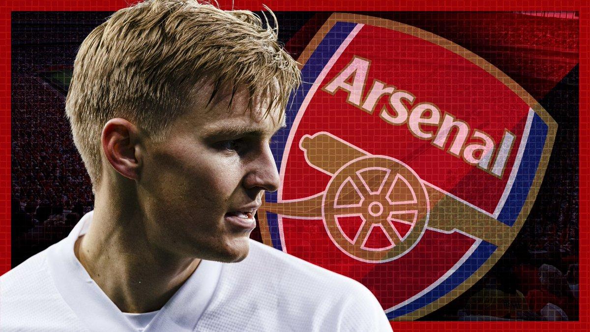 🎬🚨 Nouvelle vidéo TMF !  🇳🇴 Pourquoi Ødegaard à Arsenal est une top idée pour tout le monde ? 👉 Les bénéfices pour #Arsenal 👉 Les bénéfices pour #Odegaard 👉 Les bénéfices pour le #RealMadrid  ➡️  ⬅️