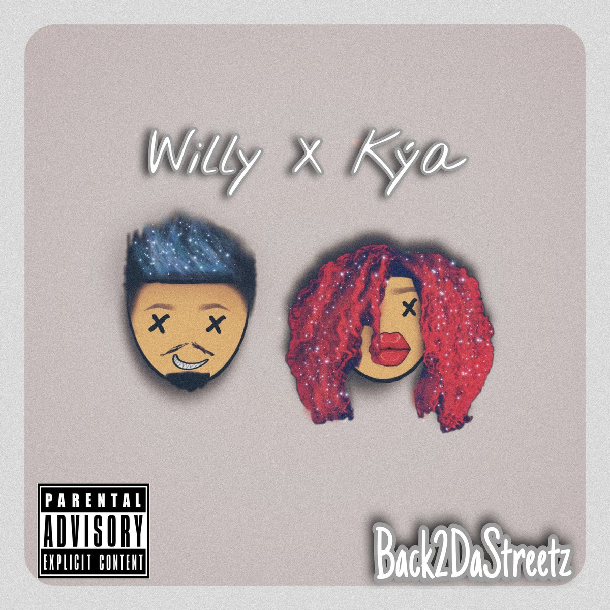 New Single Coming‼ Release date will be posted soon‼😜🤪😘😏💯 #Back2DaStreetz #willy #mateo #willymateo #kyaRachel #overit #siblings #brother #sister #relationship #problems #fuck #love We love to talk that shit.😏