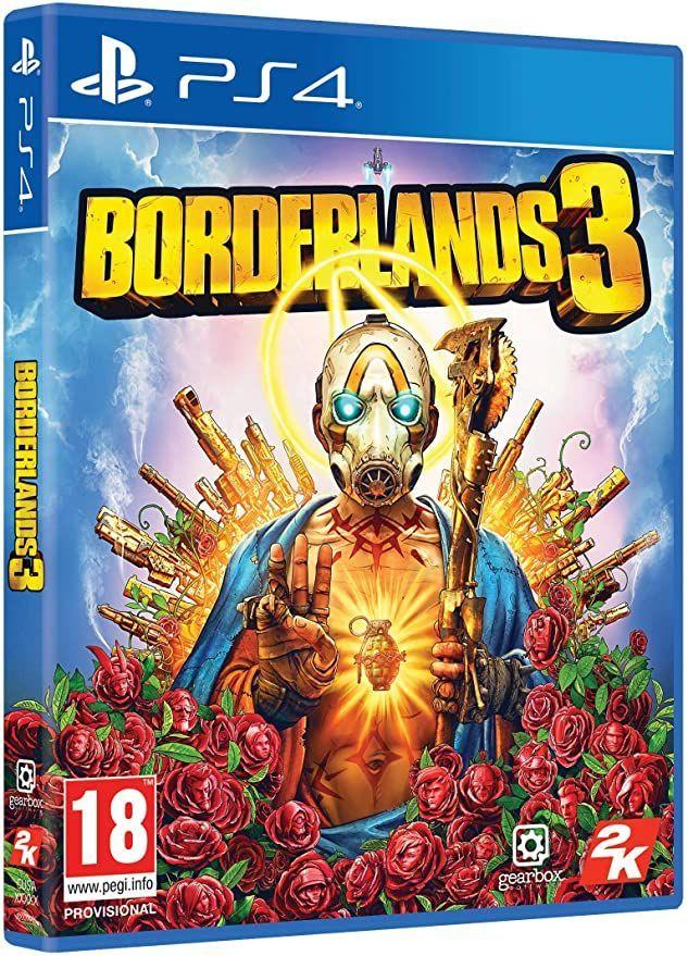 """💥 ¡¡CHOLLAZO!!  🔥 """"#Borderlands3 """" para #PS4 y  con actualización a #PS5 por SOLO 9,90€🔥  🕹"""