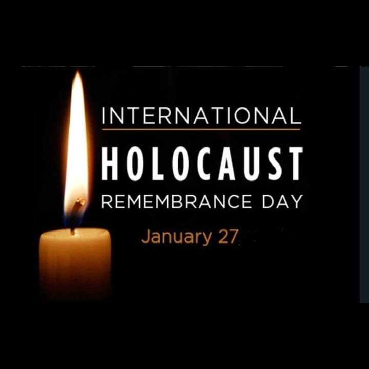 """""""Those that fail to learn from history are doomed to repeat it."""" - Winston Churchill  #HolocaustRemembranceDay"""