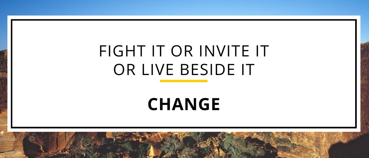 New! Blog Post CHANGE: Fight It or Invite It or Live Beside It  It's 2021 and even more change is coming and hiding from it is no longer an option.    #DaveGuerra #WalkingLeader #Blog #Changes #newyear #leaders #leadership #selfleadership