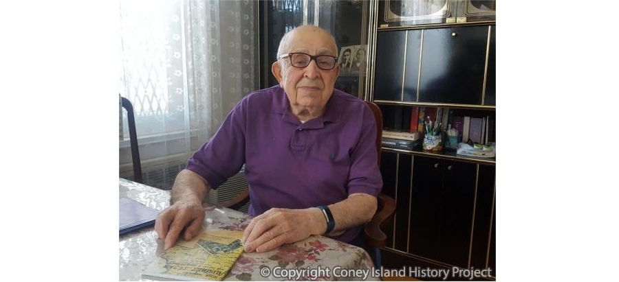 #OralHistory #HolocaustRemembranceDay Khonya Epstein, author and leader of the Holocaust Survivors Group at the Marks JCH of Bensonhurst. Recorded in Russian w/English translation by Julia Kanin for @ConeyHistory