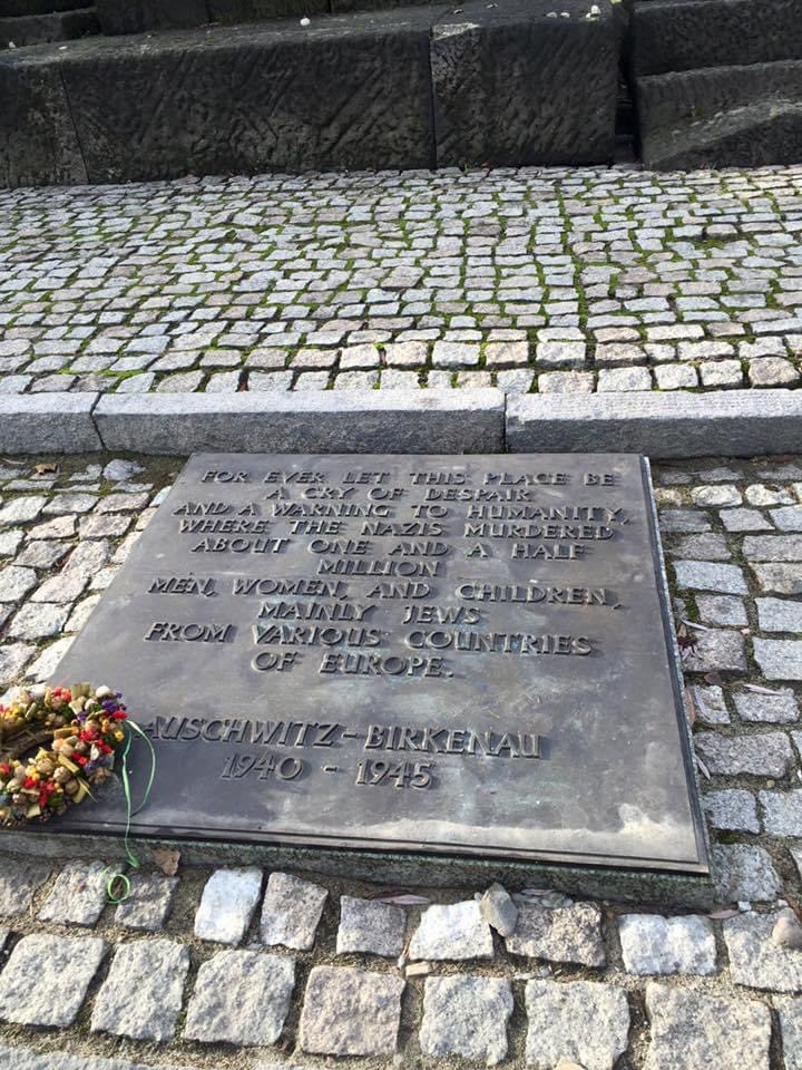 Visited Auschwitz in 2015. It's a place everyone needs to see.  #HolocaustRemembranceDay