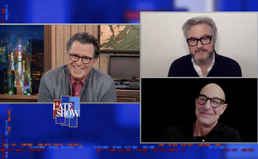 - The article of impeachment was delivered to the Senate - The winning lottery numbers came from a dream #Quarantinewhile - Colin Firth and Stanley Tucci switched roles in their new film - PLUS music from @AdrianneLenker  - Watch the Full Episode here:
