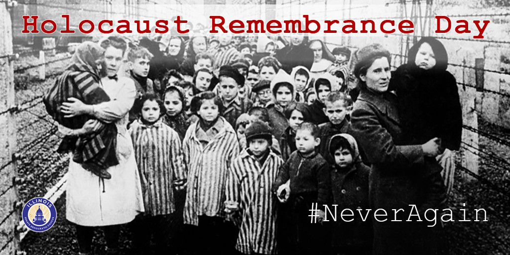 Today is International #HolocaustRemembranceDay, marking the 76th anniversary of the liberation of the Auschwitz concentration camp. Together we can learn from the past and protect the future - join the #WeRemember campaign: