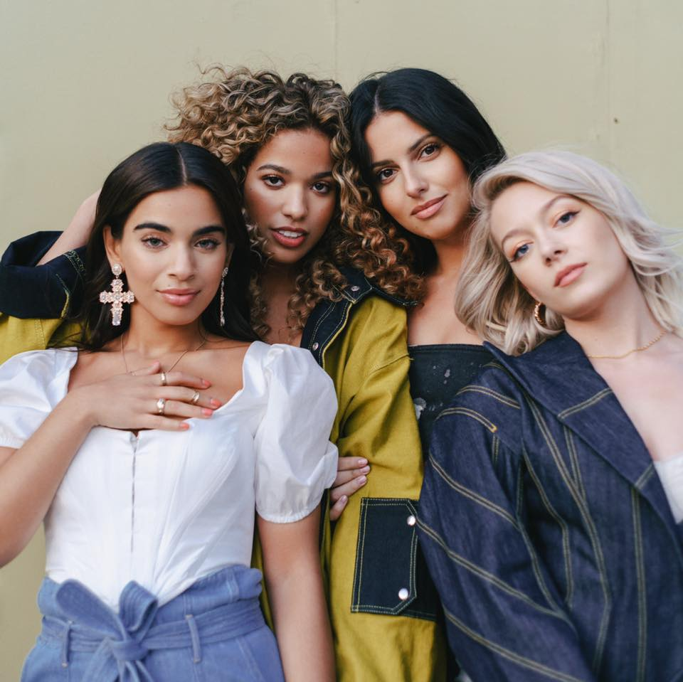 """.@FourOfDiamonds debuted on the @MTV #FridayLivestream on June 26th   Request them by tweeting """"REQUEST @FourOfDiamonds @MTV #FridayLivestream"""""""