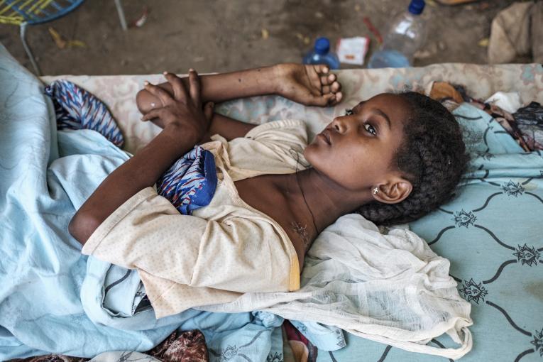 Lo poco que sabemos sobre el impacto del conflicto en los niños de #Tigray es profundamente preocupante.  Lo único que sabemos es que cada día adicional de espera por la ayuda solo empeorará el sufrimiento de los niños: