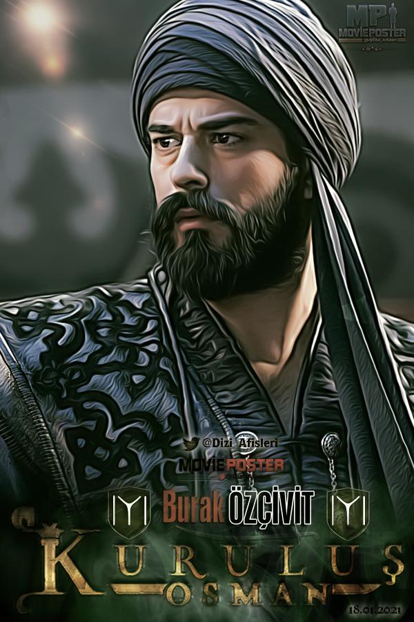 #FetihSancağı #KuruluşOsman #BurakÖzçivit #ErkanAvcı #Ottomans #History #Afiş #Poster