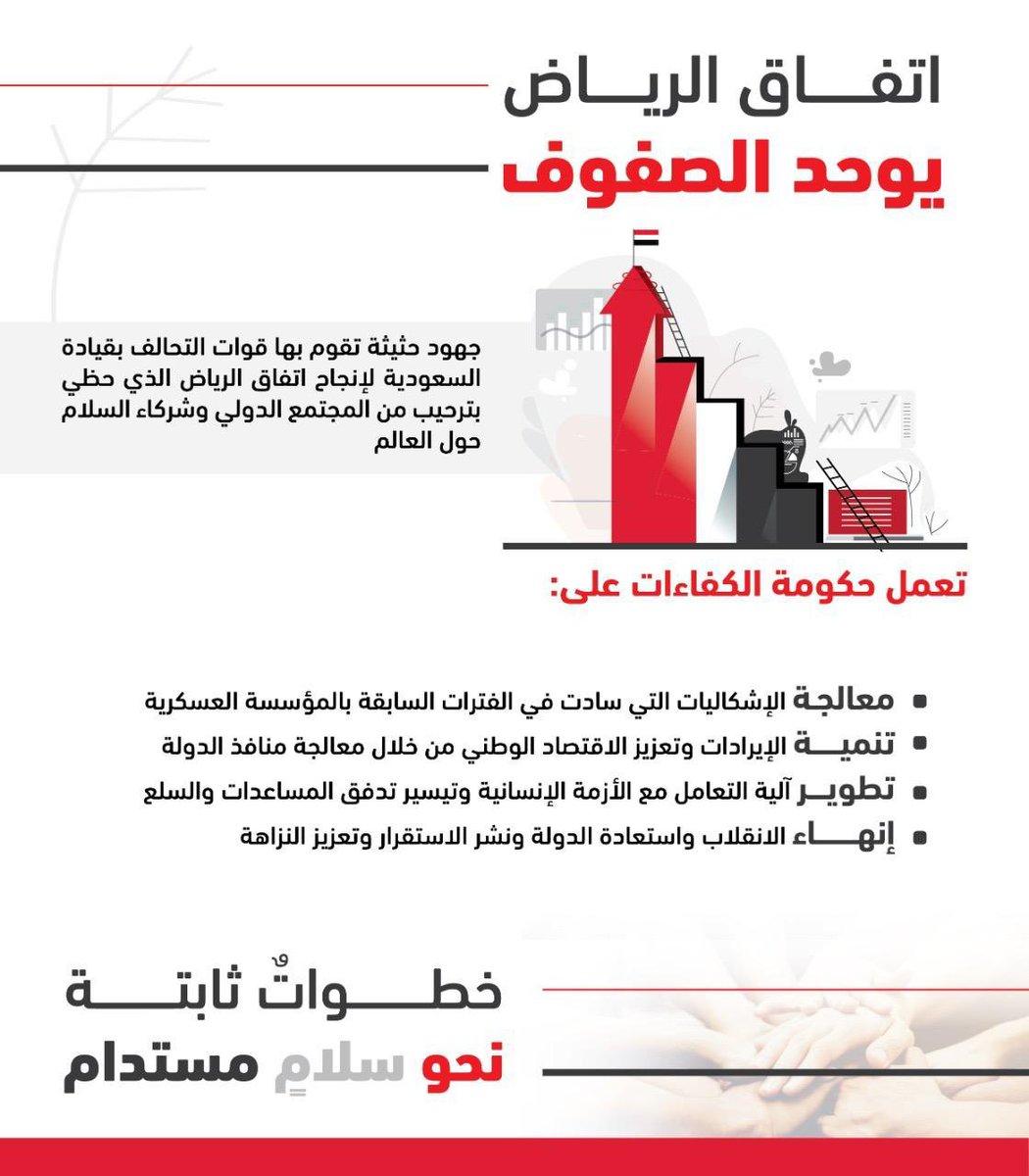 اتفاق #الرياض يوحد الصفوف.