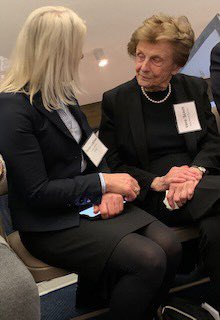 I had an opportunity to meet a Holocaust Survivor Mrs. Vera Schiff as well as to visit Ann Frank Museum in Amsterdam.  I am thankful for that experience on International Holocaust Day. Picture was taken before Covid-19. #history #holocaust #oned