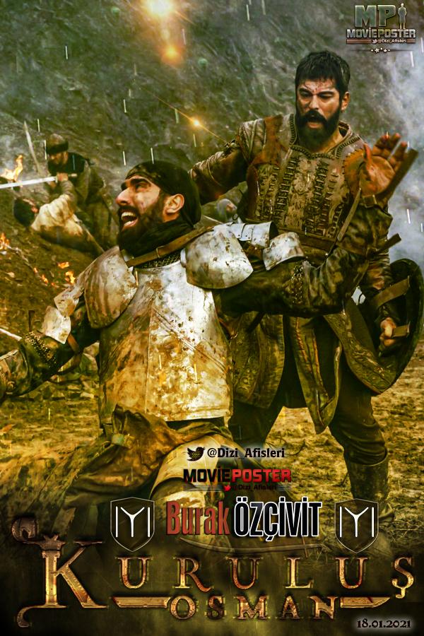 #FetihSancağı #KuruluşOsman #BurakÖzçivit #Ottomans #History #Afiş #Poster
