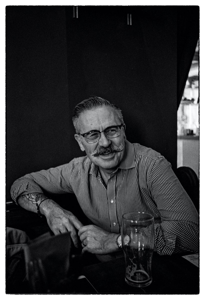Before he found infamy for being the first contestant to swear on @MillionaireUK @JustinBeattie11 was in front of my camera @Leica_UK @JeremyClarkson @ILFORDPhoto @NPGLondon @BWPMag #whowantstobeamillionaire @ITV