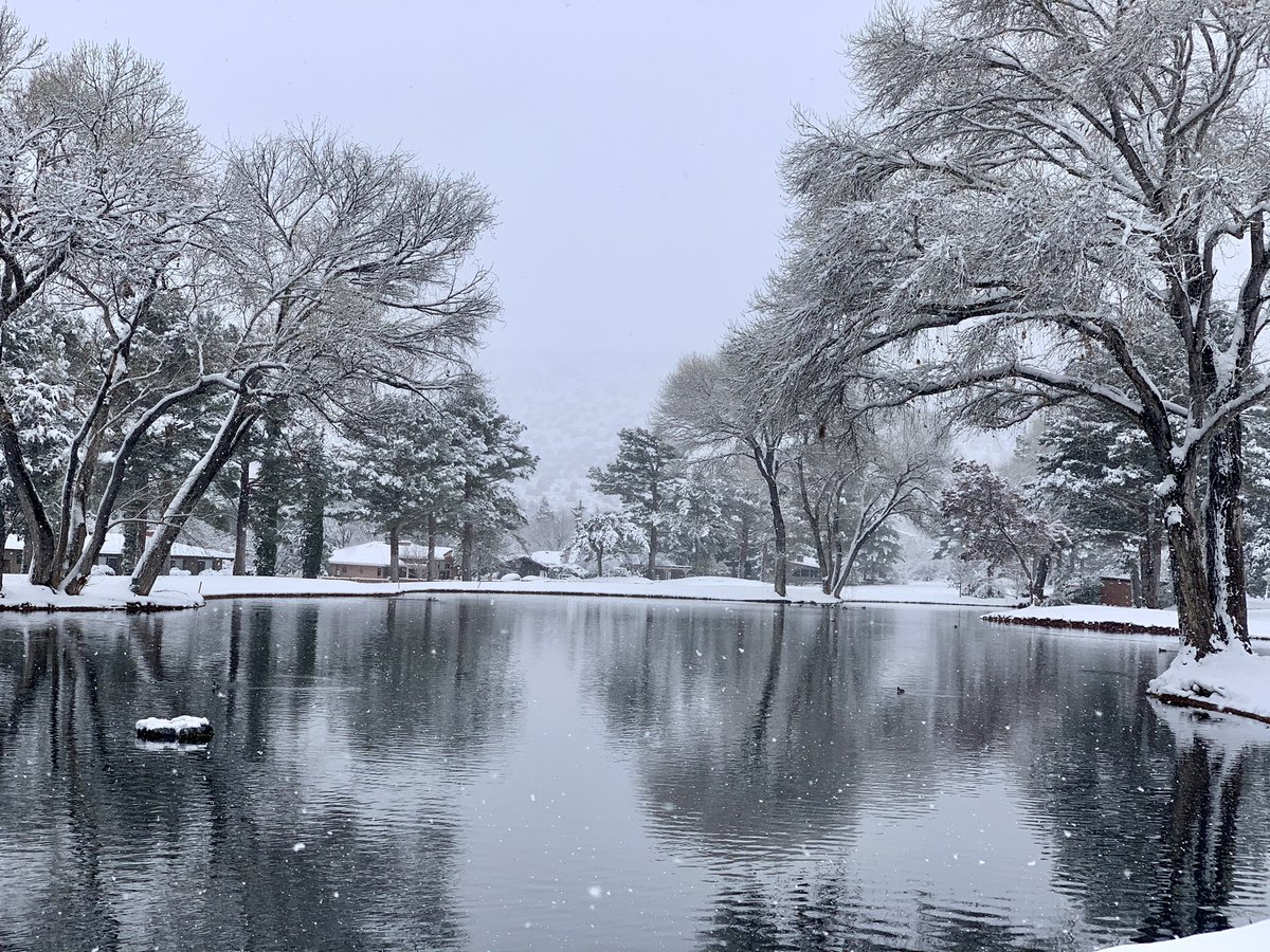 Snowy Sedona. Peaceful. Serene. Restorative. Folks, this is Arizona! We get excited about snow. Need it!🌲❄️🐕⛄️☕️  #azwx #AZWX #arizonawx #photo #outdoor #Arizona #sedona #Sedona #SedonaArizona #nature #WINTER #arizonahighways #naturehippie #beauty #writing #wednesdaythought