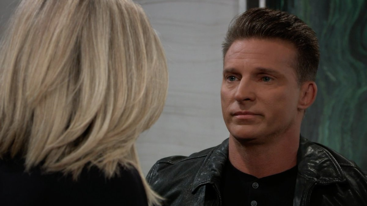 Jason needs Carly's help to secure Sonny's business. She isn't going to like what he's about to ask of her. An emotional, new #GH starts RIGHT NOW on ABC! @1SteveBurton