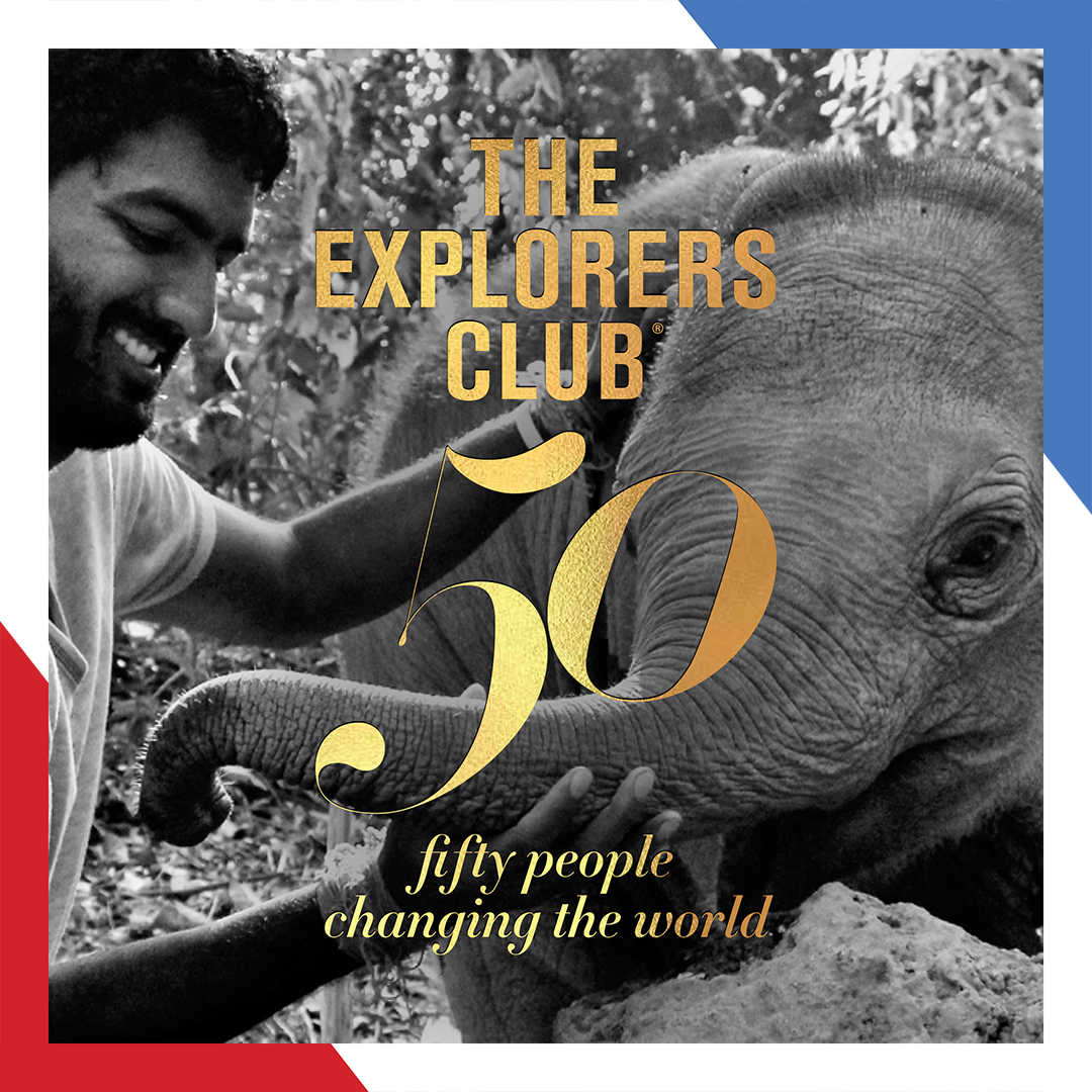 Love this celebration of #exploration!  So happy to see #ethnobotanist @Oreotrephes of @mobotgarden in the list of 50 explorers changing the world!! Congrats Robbie!! Well deserved! 🙌  #ethnobotany @SEBotany