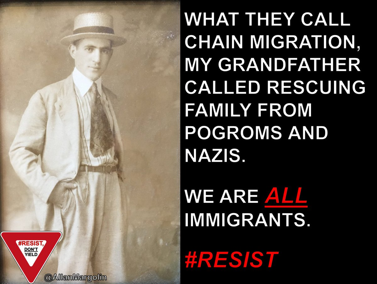 It's #HolocaustRemembranceDay - A Good Day To Remember What Makes Us ALL Americans & To Remember EVERYONE The White Supremacists Were Coming For On The 6th.   @MarcVegan@Carmenr1Carmen @RabbiJill @nadiepetah @rabbijilljacobs @FeistyLibLady@sullysfca @snband4 @RebWeismanisms