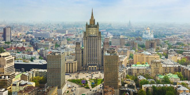 #موسكو - #سانا دعت روسيا #الولايات_المتحدة للعودة إلى تنفيذ التزاماتها بموجب #الاتفاق_النووي الموقع مع إيران دون شروط مؤكدة ضرورة عدم استغلال هذا الأمر ذريعة لمراجعة الاتفاق.. #رابط_الخبر: