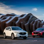 Image for the Tweet beginning: The 2021 Mazda CX-5 sees