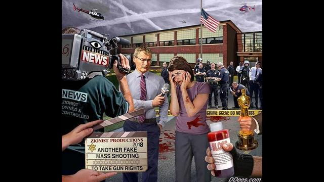 #ParklandSchoolShooting was manufactured terror by the state..damn if we can prove it now..most is just comment sense..and it is no accident they staged it during #HolocaustMemorialDay student class  We are so screwed,so much visual evidence removed by google #wednesdaythought
