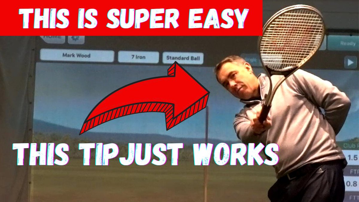 Learn how to Draw the #golf ball it really is super easy with this feel drill.  #golf #golfers #golfer #golftips