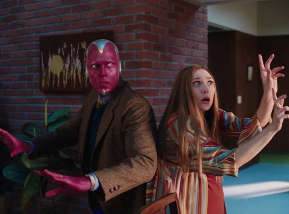 Apology's for the delay but my #WandaVision episode three review is live! Can Wanda have a child without anyone noticing? Will Vision continue to question his existence? Why are the neighbours acting so weird?? Find out in my spoiler review!     #wanda