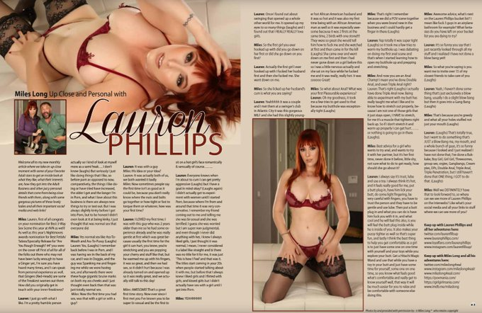 1 pic. Super Stoked to have written my first Article in @NightMovesShow Magazine interviewing my Super