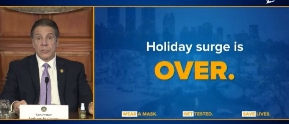 WATCH: Gov. Cuomo lifts remaining orange, yellow zone restrictions in New York (video)