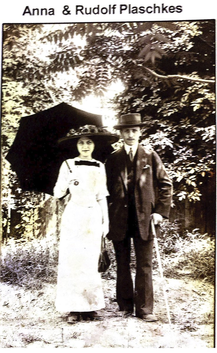 On #HolocaustRemembranceDay I am remembering my great-grandparents Anna & Rudolf, who were murdered at a concentration camp after they were taken from their home in Vienna by Nazis. They waited for years for a visa to join family members already in the U.S.