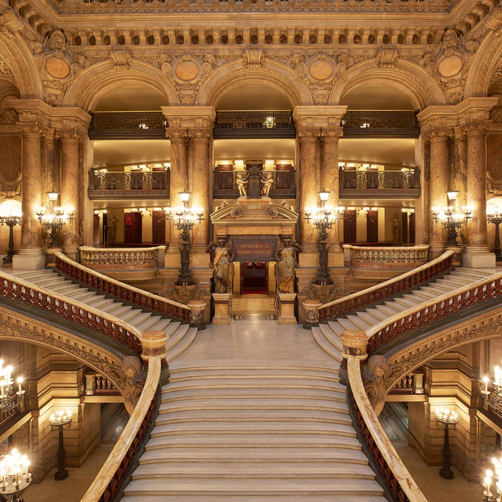 The Opening Gala of the @operadeparis ballet season is going digital this year with the Étoile dancers performing at Palais Garnier. Through our partnership with this institution, we help to perpetuate artistic heritage. #Perpetual