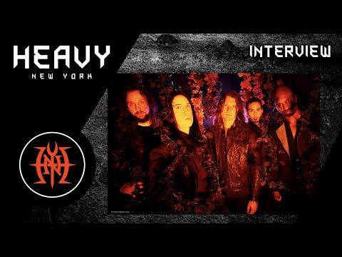 """> Joseph Michael of @Witherfall chats with @Heavy_NewYork about their upcoming album """"Curse of Autumn,"""" available March 5th on @centurymedia"""