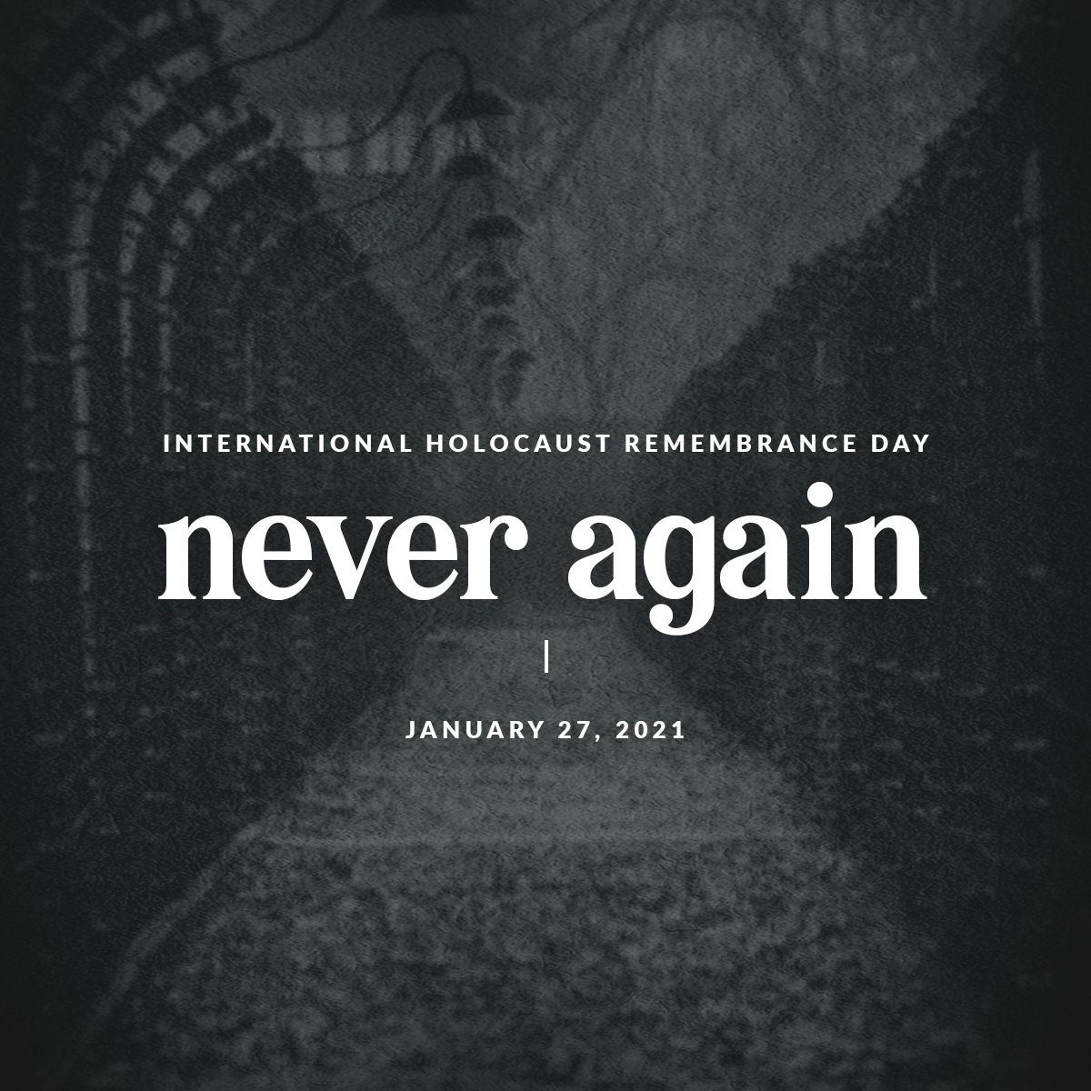 76 years ago, thousands were liberated from Auschwitz-Birkenau. Today, on Holocaust Remembrance Day, we honor the millions of lives lost. #neveragain