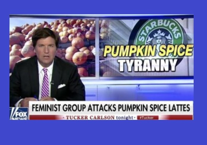 @TuckerCarlson You're one of the #TrumpTerrorists, Tucker Carlson, railing against imaginary enemies & fomenting paranoid activism so that America will... will what? Return to the 1950s-60s-early-70s world you cherish, a world where women were subservient & Black people knew their place? #Loser