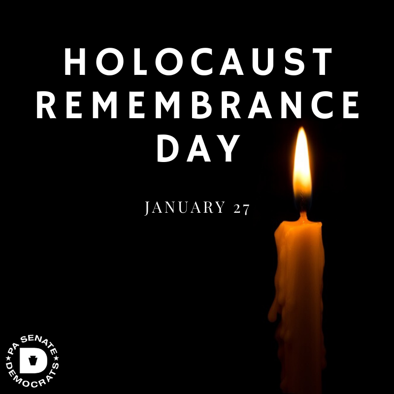 2021 marks the 76th anniversary of the liberation of Auschwitz, the end of WWII and the end of the Holocaust.   Let's remember the millions of lives lost and promise to never let it happen again.  #InternationalHolocaustRemembranceDay #WeRemember