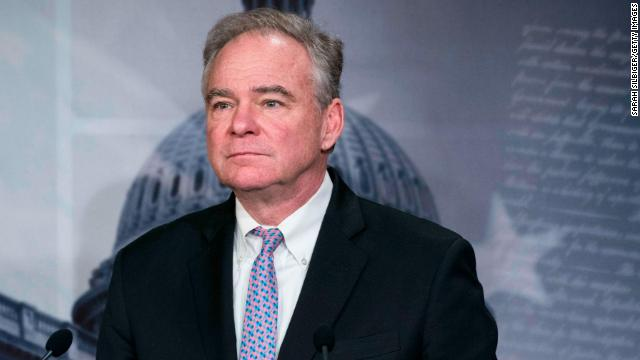 Democratic Sen. Tim Kaine is working on a resolution to censure former President Donald Trump for his actions on January 6, a method Kaine thinks would be faster way to hold Trump accountable than an impeachment trial