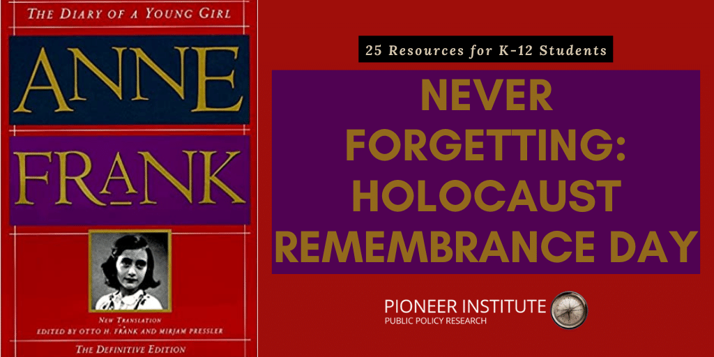 "Check out our new blog post on a tragic part of our #history that all students should be taught: ""Never Forgetting: Holocaust Remembrance Day""  #educationresources #covid19 #MAedu #HolocaustRemembranceDay #NeverAgain"
