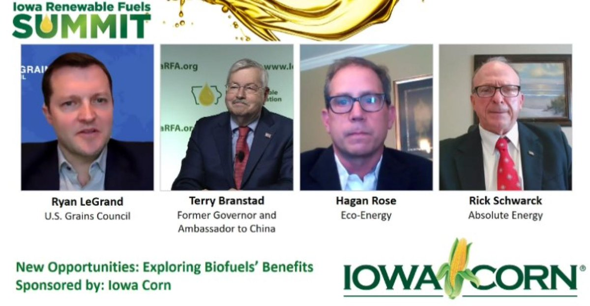Outlook promising for increasing #ethanol #exports to #China China dragging its feet on phase one deal promise to reduce #tariffs on ethanol and DDGS.