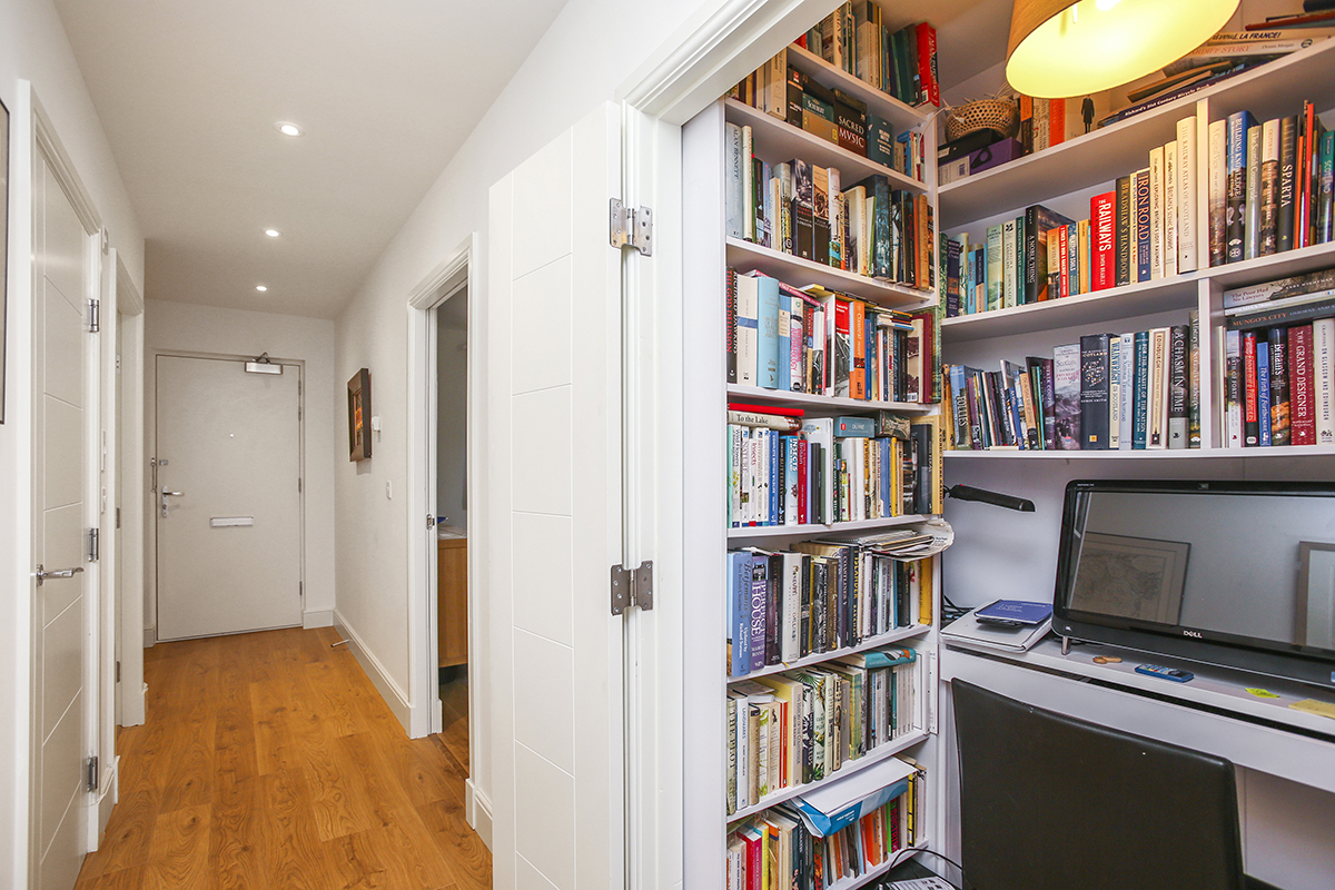 Has #Covid19 & current #Lockdown restrictions meant that you're #WorkingFromHome & needing to set up a #HomeOffice?  The latest trend in Home Office decor is the 'Cloffice,' a petite #office that's neatly tucked away in an under-utilised #cupboard or '#closet' space.